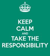 Responsibilities for Team Members