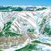 The vial ski resort