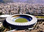 Olympische stadion 2016 Rio de Janeiro