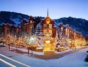 Located in Aspen, Colorado!