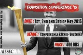 Transition Conference'15