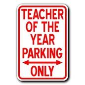 Congratulations Mrs. Van Meter!
