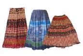 Modern Hippie Skirts