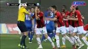 Hapoel haifa penalty