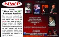 NWP Entrepreneur & Entertainment Seminar
