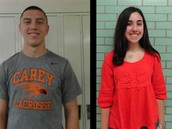 Carey Names November Seniors of the Month