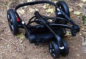 Um carrinho de bebé 2.0 para pais activos e modernos.