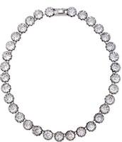 Vintage Crystal Necklace $34