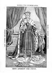 Cartoon about Jackson