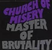 Master of Brutality LP - $19.99