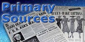 Primary Sources for Research