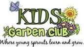 Dieck Garden Club Meetings: Wednesday's after school