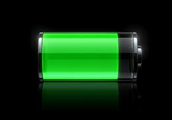 The Rechargeable Battery Lasts up to Eight Hours!