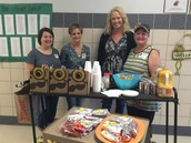 Thank you to GMS PTA!