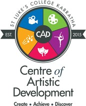 Centre of Artistic Development @ St Lukes College!