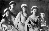 The Romanov children