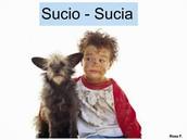 SUCIO-SUCIA