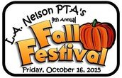 Nelson Fall Festival is This Friday!!!