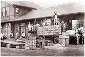 Early industry in Tustin, Ca