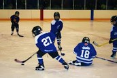 The day I played my first hockey match