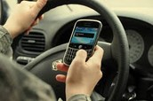 Never drive and text+ talk on your cell phone at the same time.