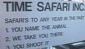 Time Safari Inc.