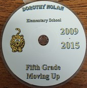 5th Grade Moving Up DVD