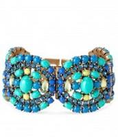 Sardinia bracelet blue - £40