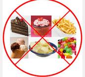 No Sweets