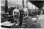 Munition Factory Worker