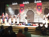 4th grade Perform     Joust