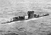 The U-boat Attack