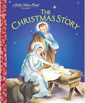 The Christmas Story - a Pre-K Student's Interpretation