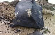 Volcanic block