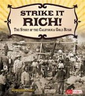 1849- California gold rush starts