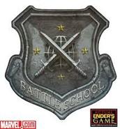 Battle School Logo