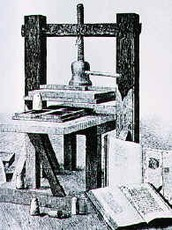 """The Printing Press and It's """"Impact"""" on Literacy"""