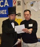 Rich joins Lincoln at Wenatchee H.S. FBLA