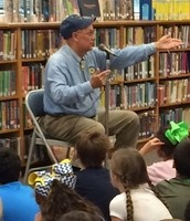 Storyteller Tim Tingle