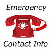 Confirmation of Emergency Contact Forms