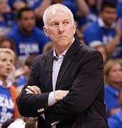 Coach Cal (Gregg Popovich)