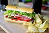 The best subs are from Sub...