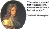 Quotes Of Montesquieu