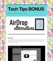 AirDrop Alternatives