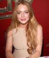 Even Lindsay Lohan has Bulimia