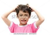 Itchy Hair