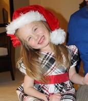 My heart belongs to Santa!