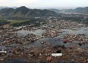 Major tsunami