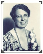 What Did Eleanor Roosevelt Persist In?