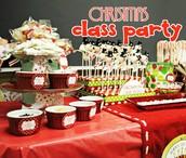 CLASS PARTIES/SCHOOL CLOSURE